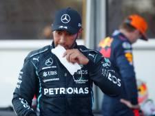 Britse media over blunder Hamilton: 'Verstappen creëert een spanning die hij nog nooit heeft gevoeld'