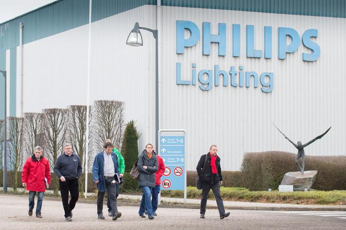 Philips Lighting ligt onder vuur in de VS.