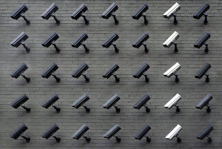 Surveillance-camera's Beeld Lianhao Qu (Unsplash)