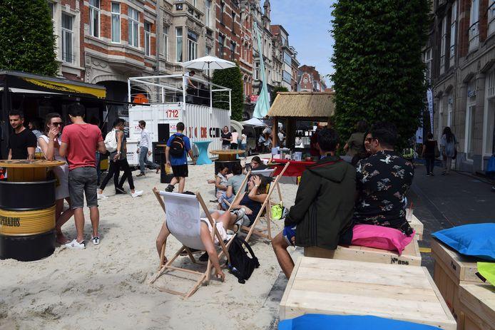 Liefst Leuven hoopt op een zonovergoten weekend.