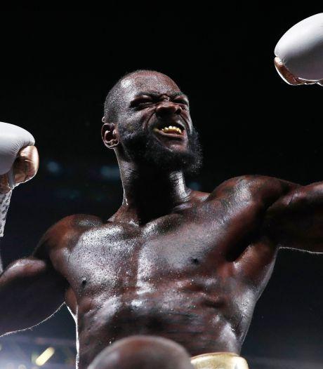 Wilder belooft grote schoonmaak in zwaargewichtdivisie: ogen gericht op Fury, Joshua en Ruiz Jr