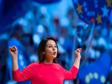 Het huidige succes van de Duitse Groenen komt vooral door deze vrouw