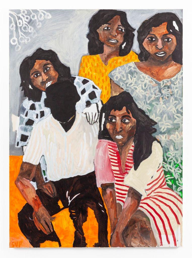 Shirley Villavicencio Pizango, 'Shadow of Absence' (2019), Geukens & De Vil Beeld GalleryViewer