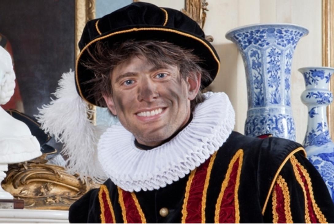 De Schoorsteenpiet die RTL vanaf nu zal inzetten in alle Sinterklaasprogrammering.