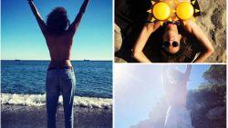 Op dit uur mag het iets pikanter: Tatyana Beloy topless op Instagram