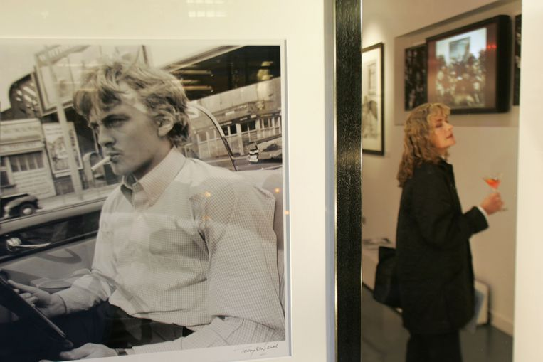 De tentoonstelling Terry O'Neill: Intimate in Londen.  Beeld Getty Images