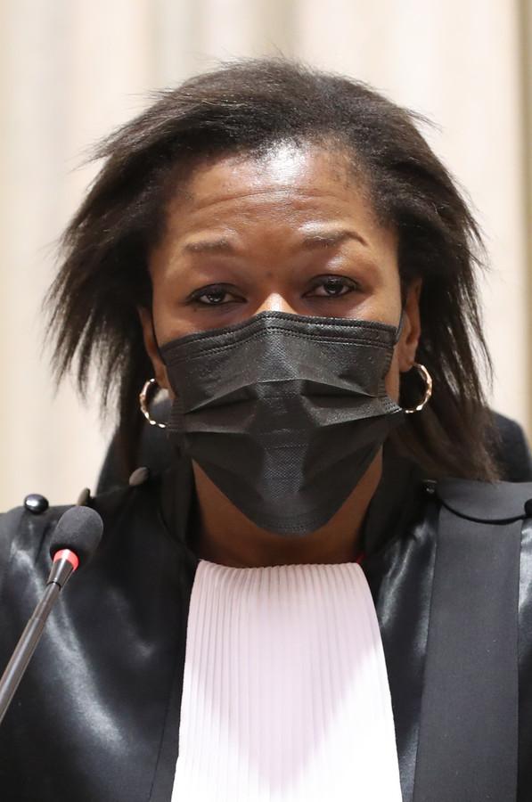 Marie-Sheila Bastiaans, de voorzitster van de rechtbank.