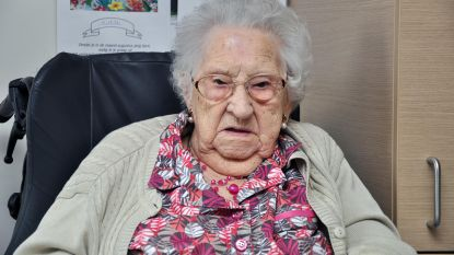 Gemeente verliest met Mathilde (107) oudste inwoner ooit