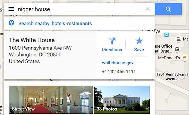 null Beeld Screenshot Google Maps