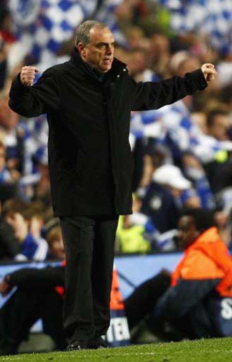 Doet Avram Grant met een plaats in de finale wat Mourinho niet kon? Beeld UNKNOWN