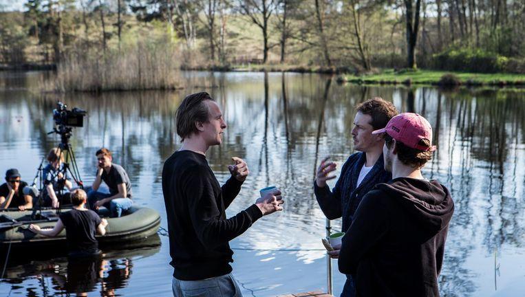 Jeff Theys draait zijn kortfilm 'Kattekwaad' in Glabbeek.