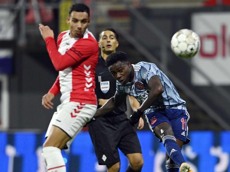 Samenvatting: FC Emmen - Ajax