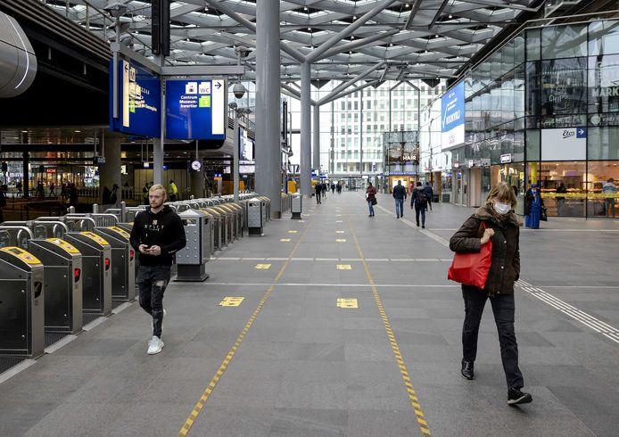 Den Haag Centraal, afbeelding ter illustratie.