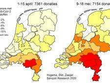 Immuniteit tegen corona op sommige plekken 10 procent: check hoe het zit in jouw regio