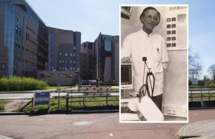 Het Isala-ziekenhuis in Zwolle. De inmiddels overleden fertiliteitsarts Jan Wildschut werkte er in de jaren 80 en 90 toen de kliniek nog Sophia-ziekenhuis heette.