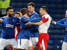 Kamara over incident bij Rangers - Slavia Praag: 'Hij noemde me fucking monkey'