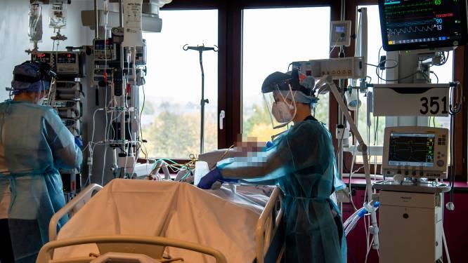 Twee patiënten naar huis en toch stijging van coronacijfers in AZ Sint-Blasius