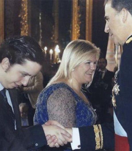 Jonge oplichter hield zelfs Spaanse koning voor de gek
