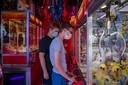 De kermis staat tijdens de Lokerse Feestweek die vrijdag van start gaat tien dagen lang op de Markt van Lokeren.