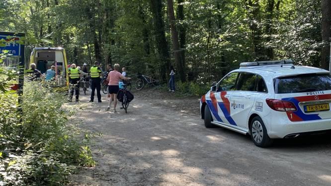 Fietsster gewond door val in Nijverdal