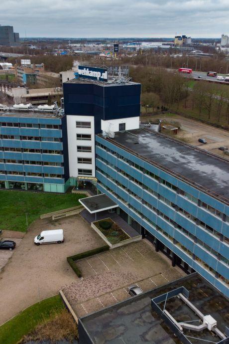 Wehkamp Zwolle verhuist naar verzamelkantoor aan Burg Roelenweg: minder vierkante meters nodig