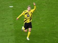 Un quadruplé d'Haaland et une victoire prolifique pour le Borussia de Meunier et Witsel