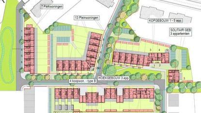 Eerste 45 woningen van sociaal woonproject op komst