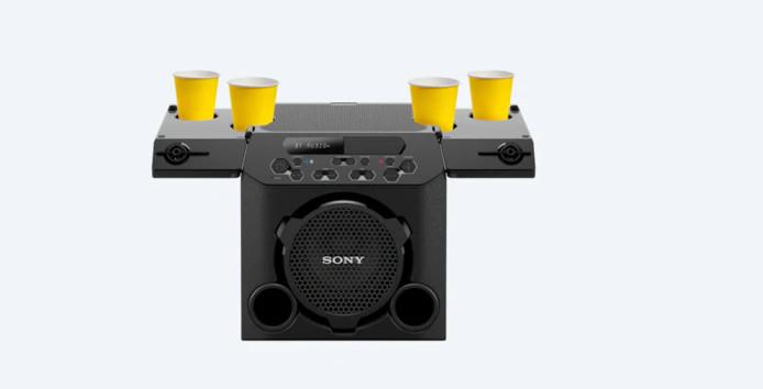 Sony's karaokemachine