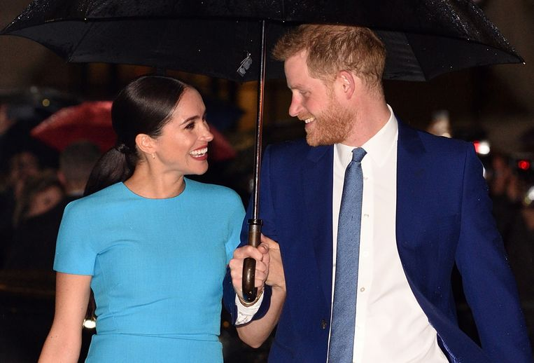 5 March 2020.  Prince Harry, The Duke of Sussex, Meghan, The Duchess of Sussex will attend the annual Endeavour Fund Awards at Mansion House on Thursday 5th March. Their Royal Highnesses will celebrate the achievements of wounded, injured and sick servicemen and women who have taken part in remarkable sporting and adventure challenges over the last year.  Credit: Justin Goff/GoffPhotos.com   Ref: KGC-03 Beeld BrunoPress/goffphotos
