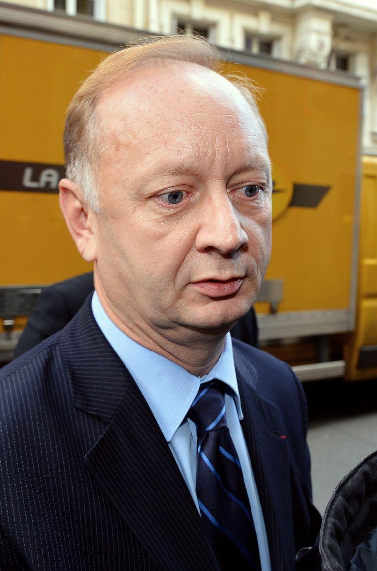 Eric Cesari, voormalig directeur-generaal van Sarkozy's UMP. Beeld BELGA