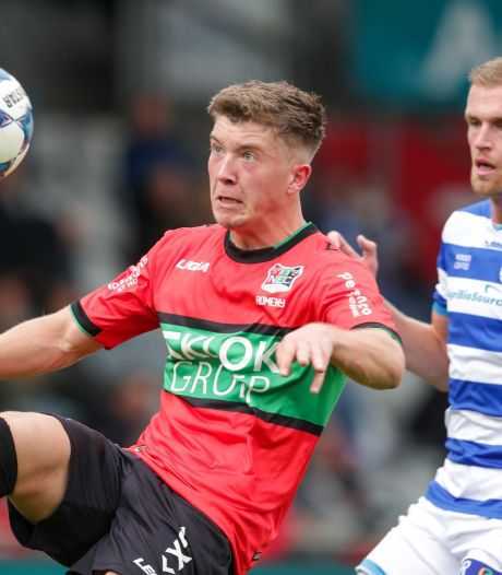 Romeny werd nooit onomstreden bij NEC, club hoopt op 'Ndayishimiye-effect' bij Willem II