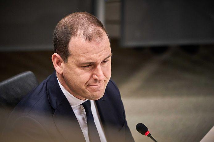 Lodewijk Asscher, minister van Sociale Zaken en Werkgelegenheid van 2012 tot 2017.