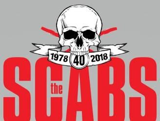 The Scabs kondigen feestjaar aan
