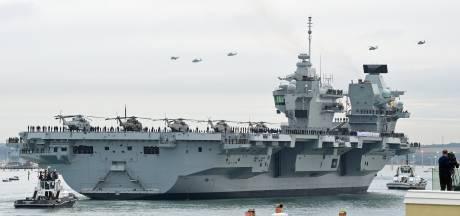 'Britten sturen twee oorlogsschepen naar de Zwarte Zee'