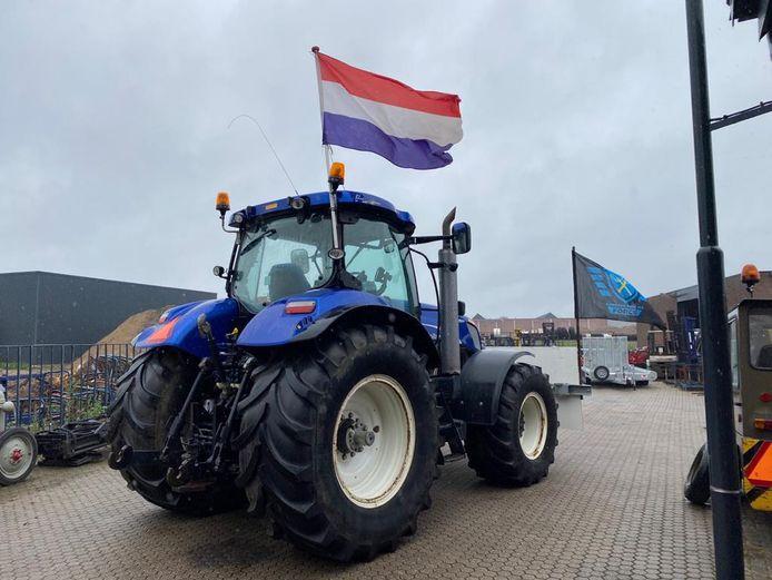 Boerenprotest Varsseveld den haag
