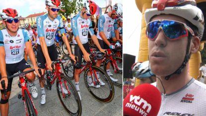 """Renners van Lotto-Soudal starten en kleuren vijfde rit Ronde van Polen: """"Bjorg zou het zo gewild hebben"""""""