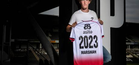 Bram Marsman uit Vroomshoop tekent bij FC Twente/Heracles Academie