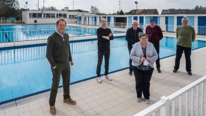 Openluchtzwembad mist nieuwe start van seizoen niet: meteen 60 procent van bezetting ondanks minder goed weer