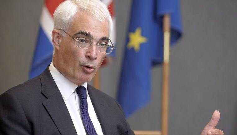 ''Consumenten zijn met recht bezorgd'', zei de minister zondag in een interview met The Sunday Times. Foto EPA Beeld
