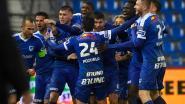 Leve de Croky Cup! Genk schaart zich na knotsgekke wedstrijd en strafschoppen tegen Waasland-Beveren bij laatste vier