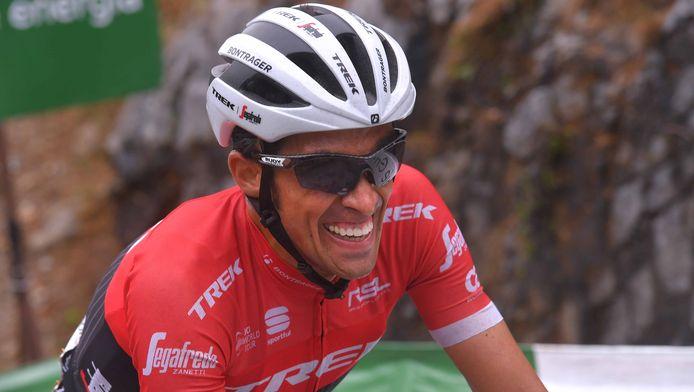Contador droomt nog van eindwinst, maar beseft dat dat lastig wordt.