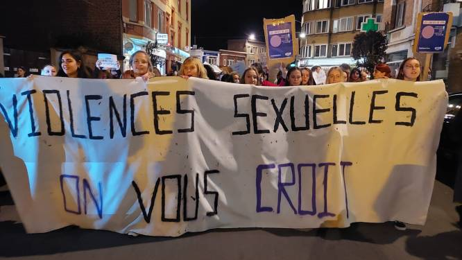 Alweer protest tegen seksueel geweld gepland in Elsene