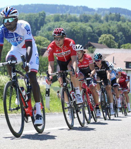 135 km/h: vitesse folle sur le Tour de Suisse