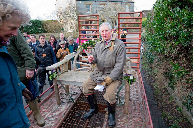 De Britse kroonprins Charles. Beeld Reuters