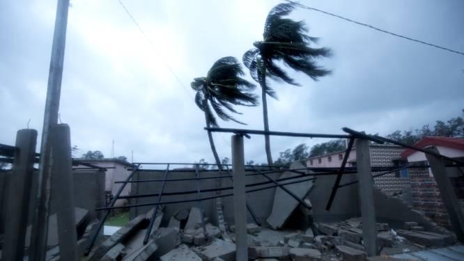 Cycloon Yaas kost negen mensen het leven in India en Bangladesh, duizenden mensen dakloos