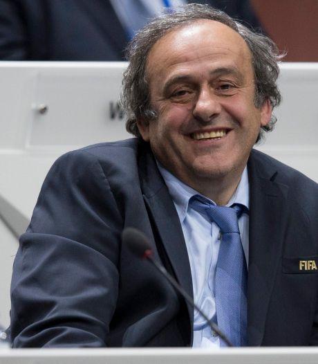 Platini, topkandidaat met een donkere kant