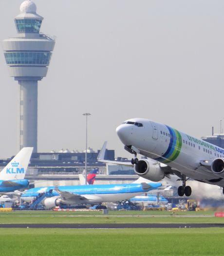 Vliegtuig Transavia ontruimd wegens brand na landing