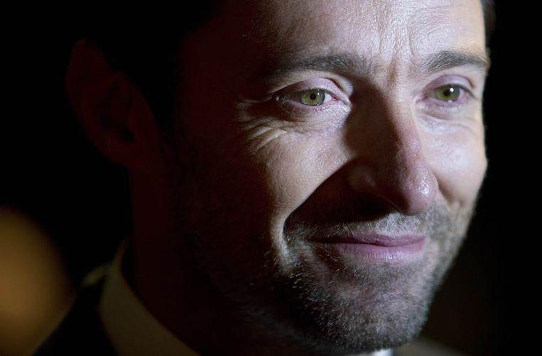 Hugh Jackman werd al gecast als Blackbeard in de nieuwe Peter Pan verfilming. Beeld REUTERS