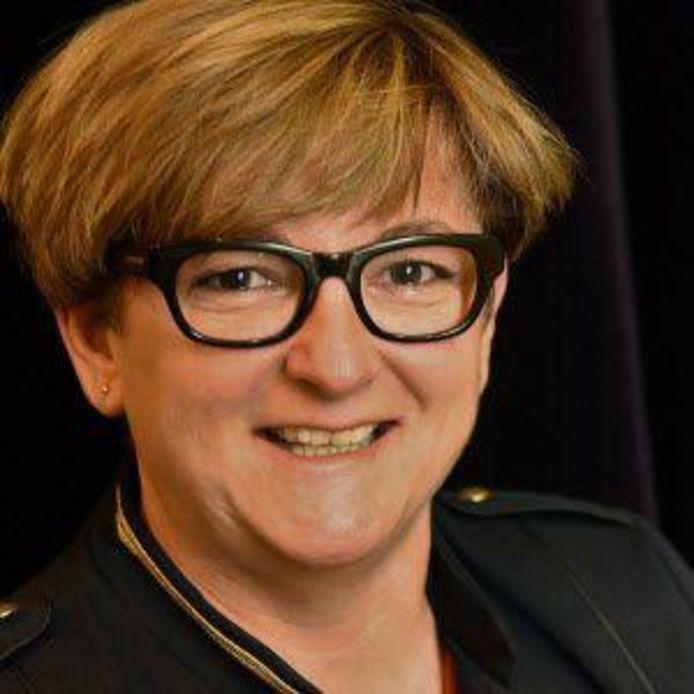 Judith van Roy, fractievoorzitter VVD Utrechtse Heuvelrug.