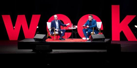Yuval Noah Harari in de Lotto Arena: De goeroe wil geen goeroe zijn. Terecht
